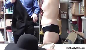 Sexe dans le dos avec deux nuances