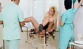 Porn fou à l'hôpital