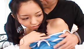 Porno long avec une infirmière orientale